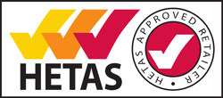 HETAS Approved Retailer