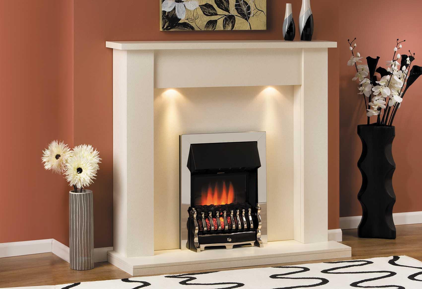 timber fireplaces