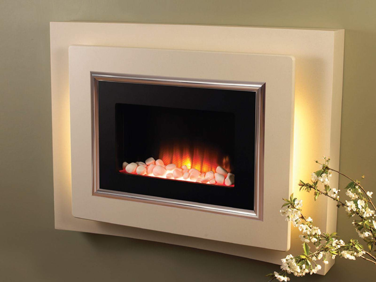 Home Design Ideas Pictures: Wall Mounted Electric Fires