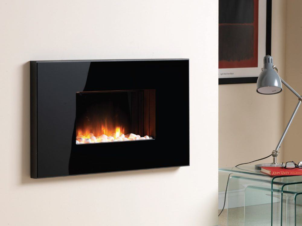 Wall Mounted Electric Fires - Fireplaces Direct - Perth ...