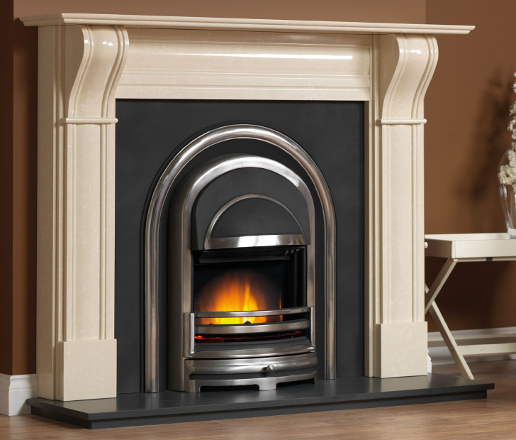 Cast Iron Electric - Fireplaces Direct - Perth. Gas ...